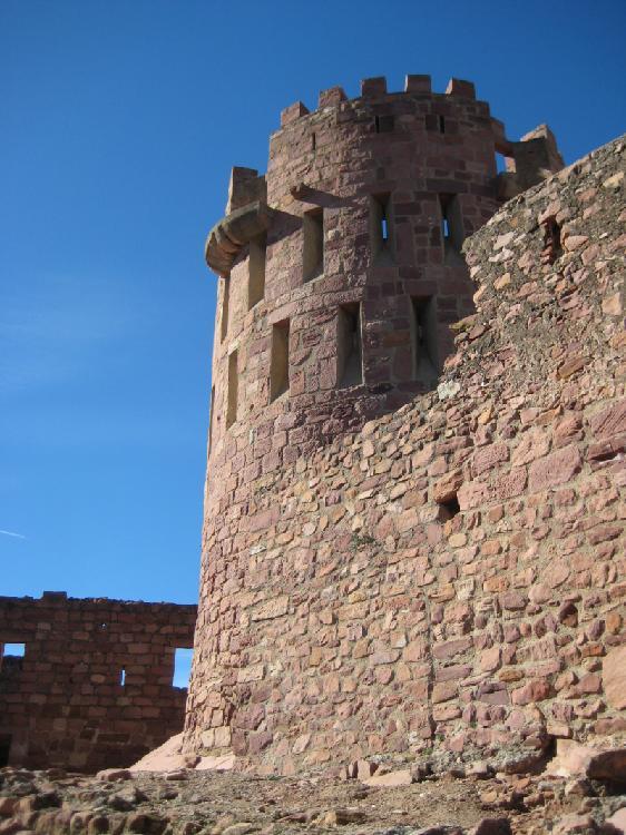Castillo de Villafamés. Turismo Castellón