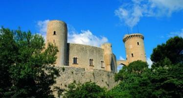 Castillo Bellver en Mallorca