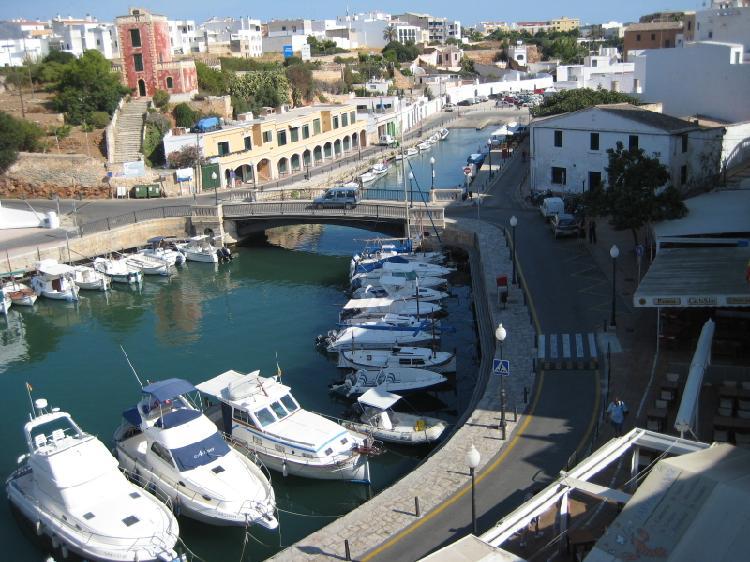 Puerto de Ciudadela. Turismo Menorca - Escapadas románticas