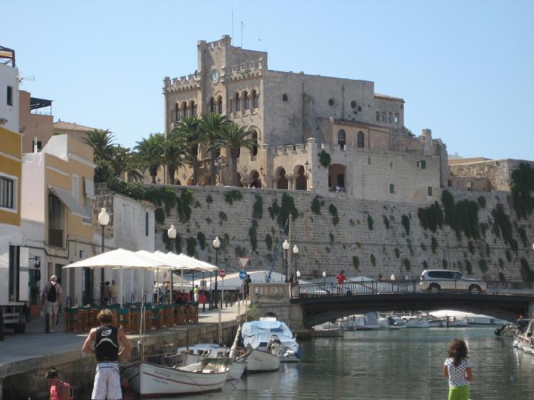 Ciudadela. Visitar Menorca