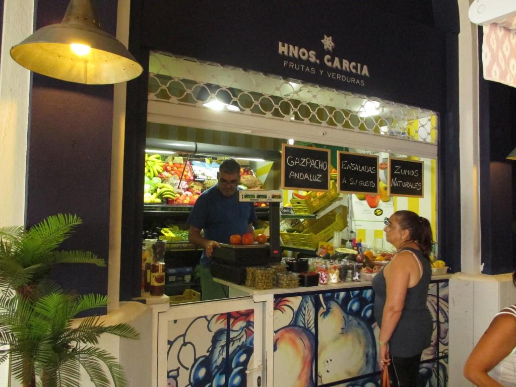 Mercado de San Francisco. Turismo Cádiz