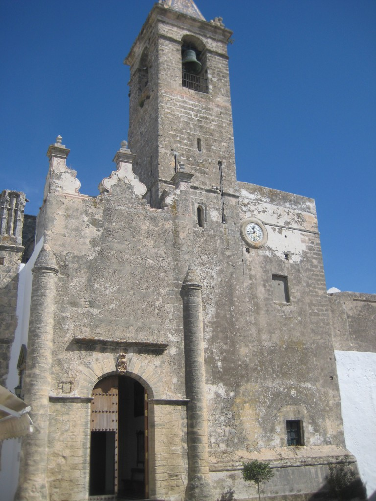Iglesia Parroquial Divino Salvador. Visitar Cádiz