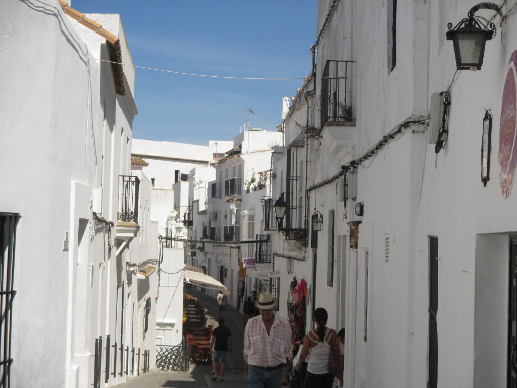 Vejer de la Frontera. Turismo Cádiz