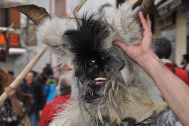 Carnaval de Bielsa. Visitar Bielsa