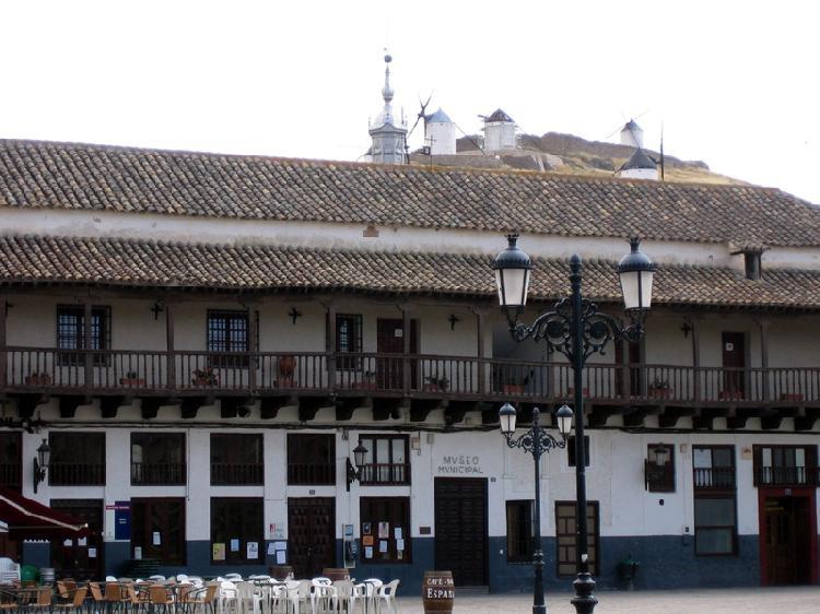 Museo Municipal Consuegra. Turismo Toledo