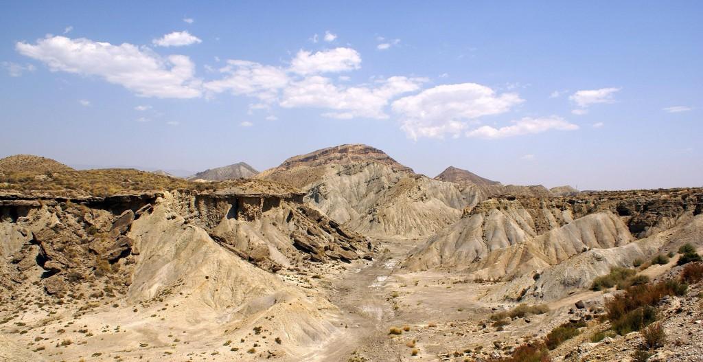 Desierto de Tabernas - Almería Turismo - Almería Provincia