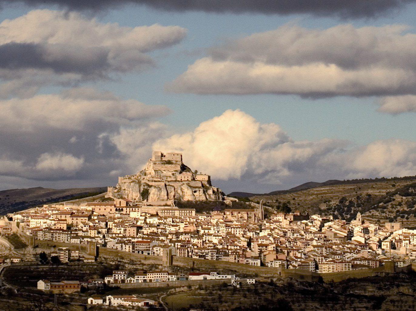 Morella. Pueblos bonitos de España