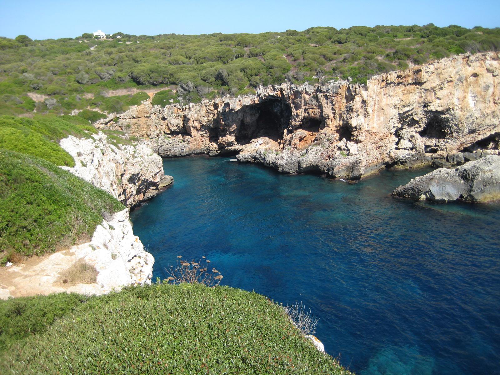 Cala Rafalet. Turismo Menorca