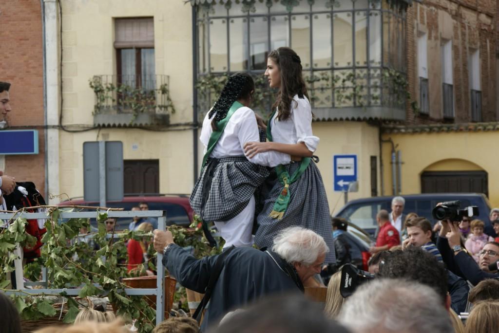Fiesta de la Vendimia - Vino Rueda