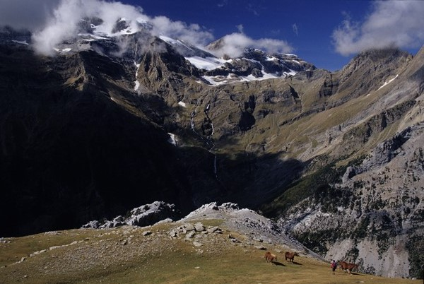Bielsa y Monte Perdido