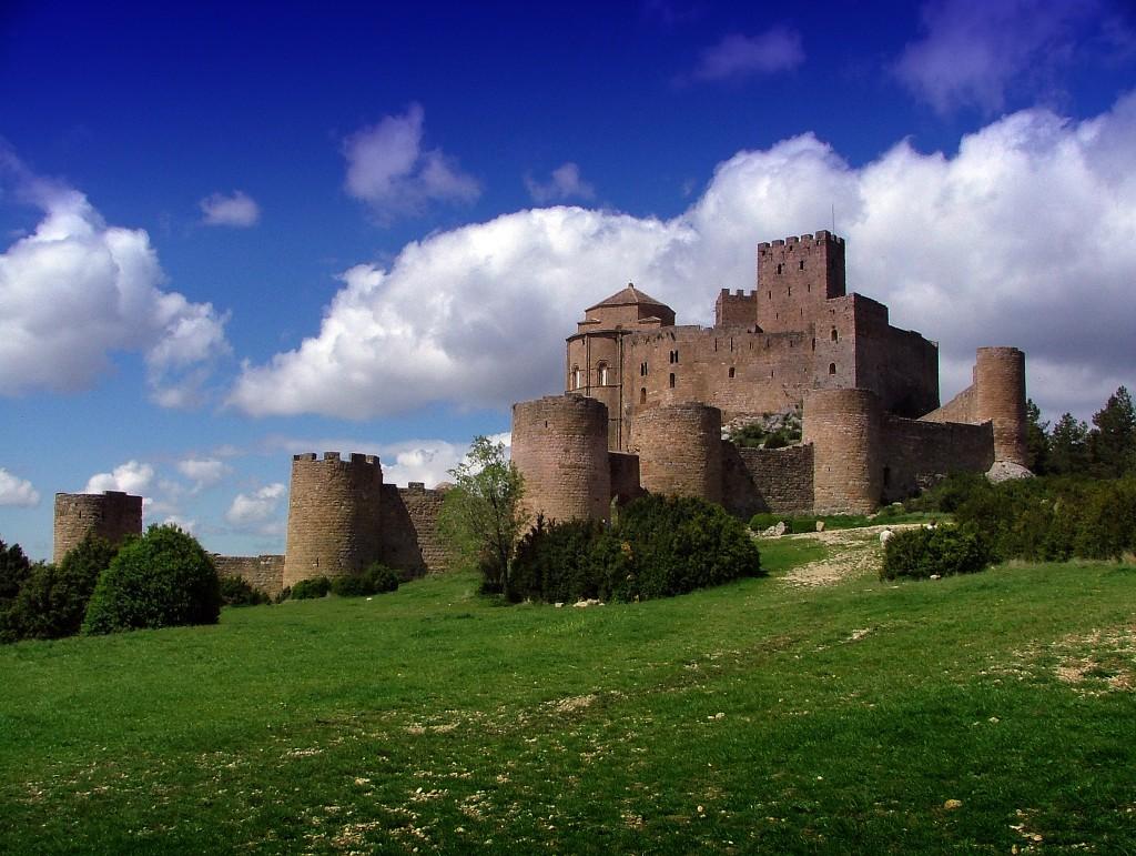 Castillo de Loarre. Turismo Huesca