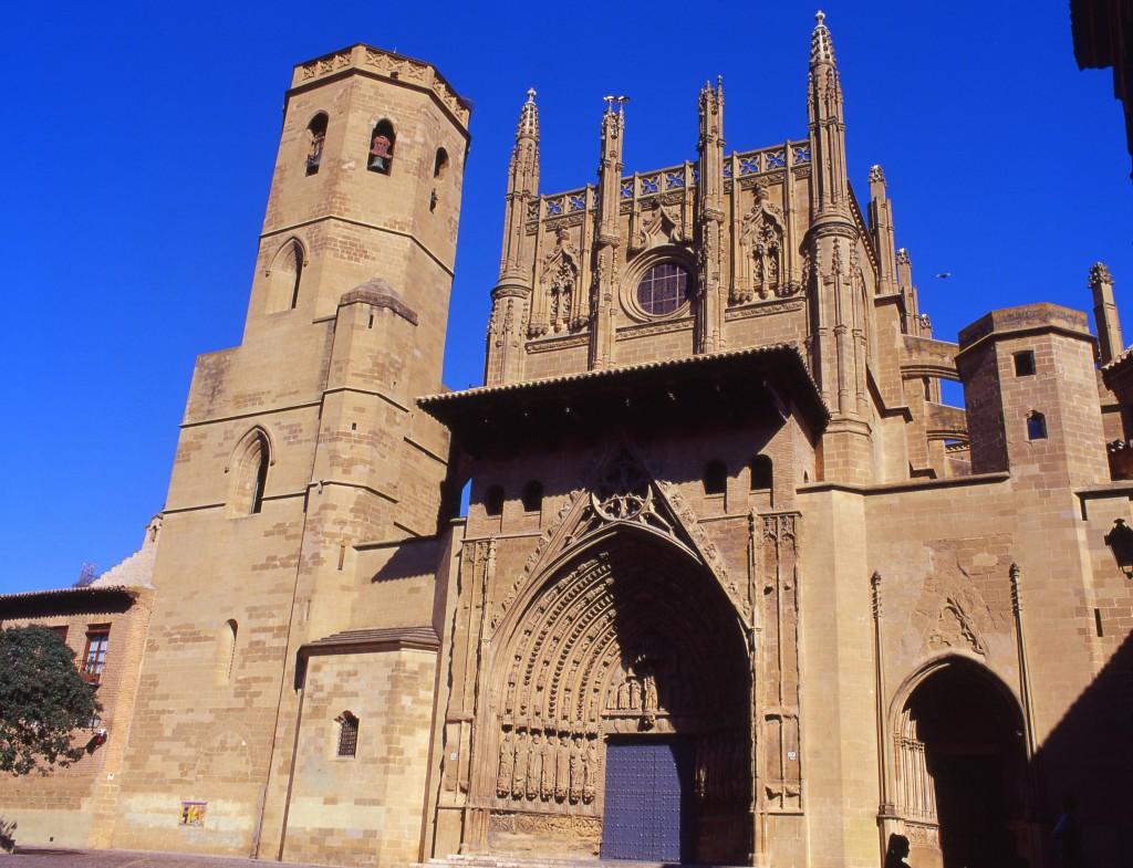 Catedral de Huesca. Turismo Huesca