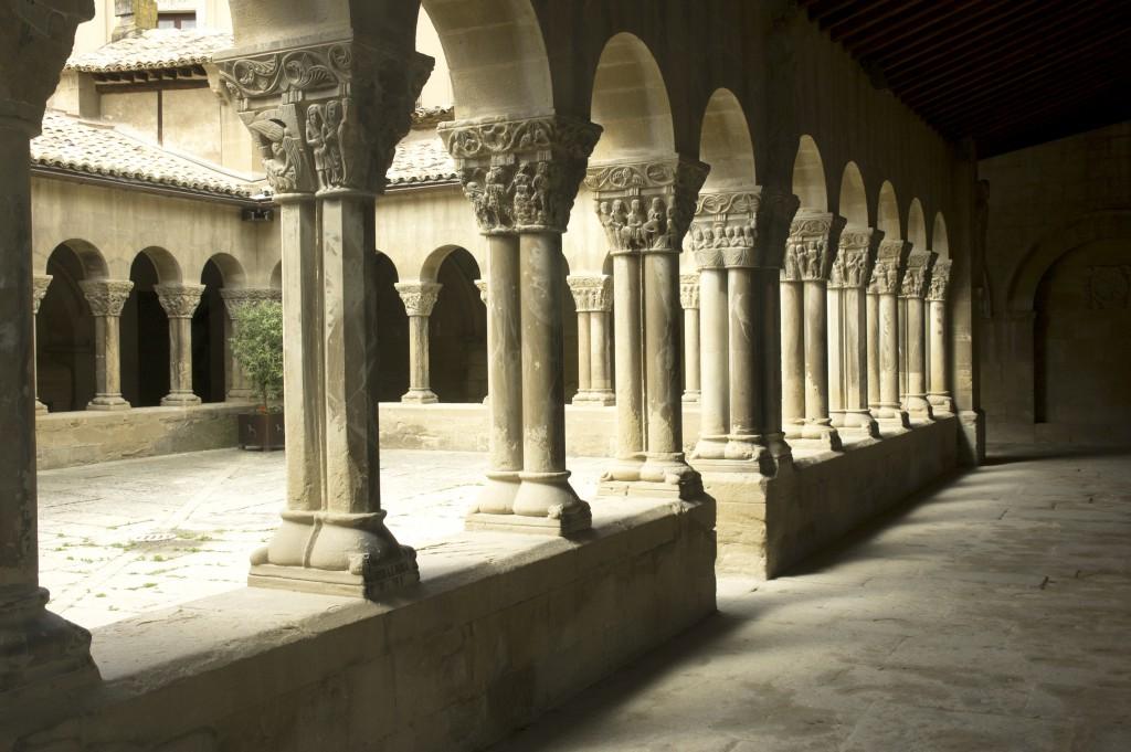 Claustros de San Pedro el Viejo. Turismo Huesca