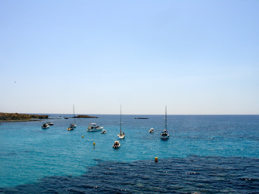 Isla de Tabarca.  Viajar a Alicante