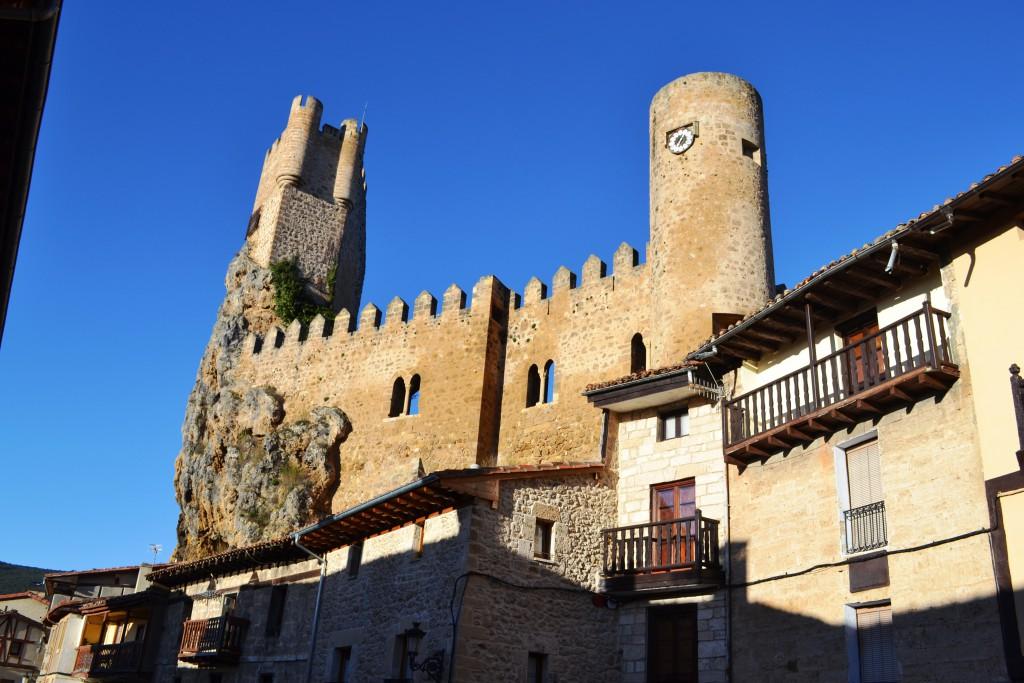 Castillo de Frías. Visitar Frías Burgos