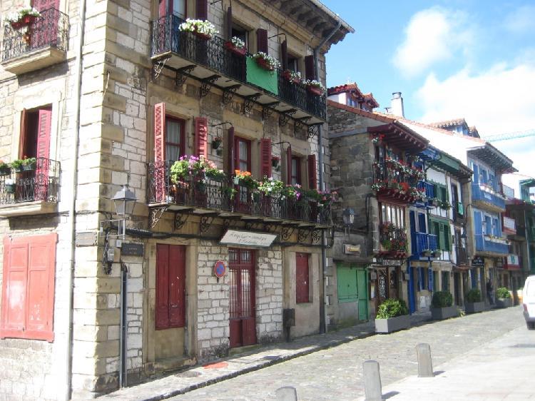Hondarribia - los pueblos más bonitos de Guipuzcoa - Pueblos bonitos del País Vasco