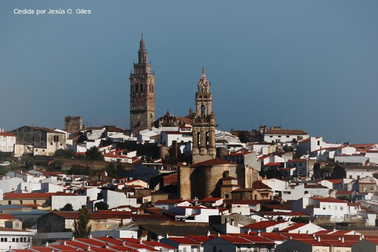 San Bartolomé y Santa Catalina en Jerez de los Caballeros. Viajar a Jerez