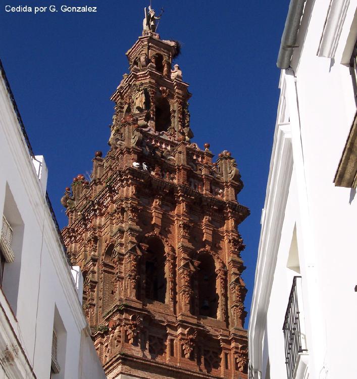 Iglesia de San Miguel. Jerez de los Caballeros. Viajar a Jerez