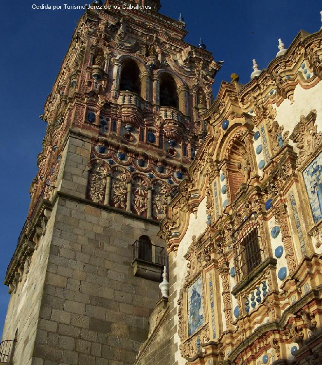 Iglesia de San Bartolomé. Jerez de los Caballeros. Viajar a Jerez