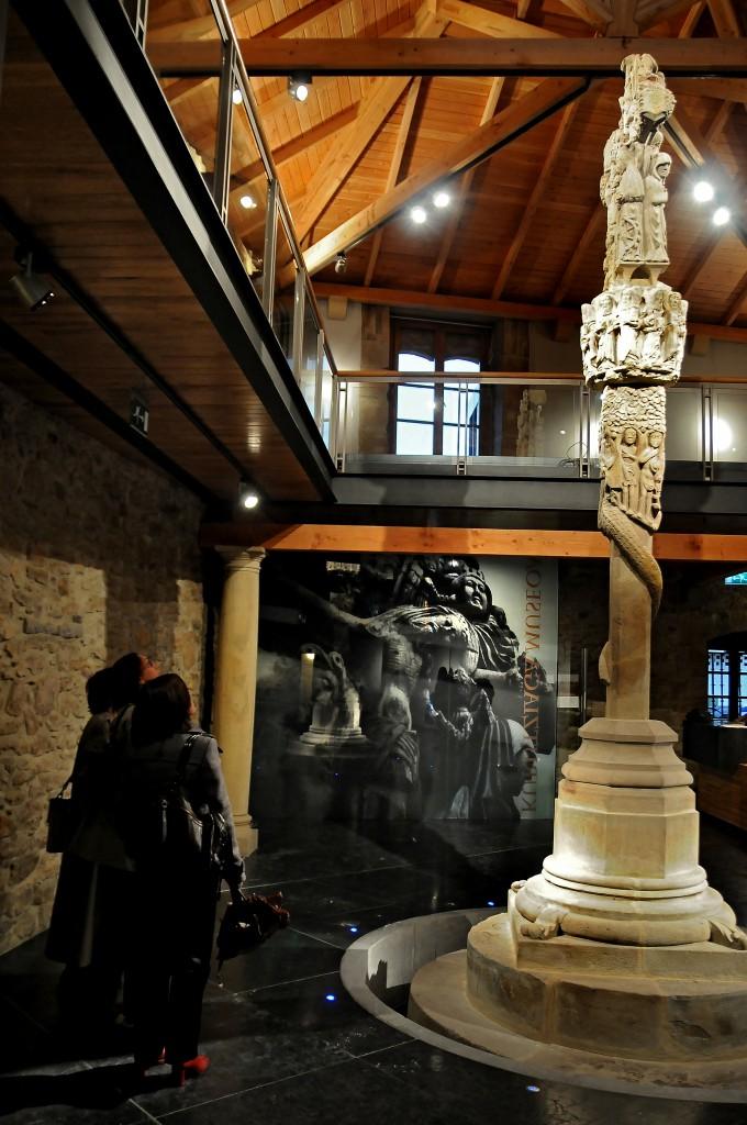 Museo y Cruz de Kurutziaga en Durango. Viajar a Durango