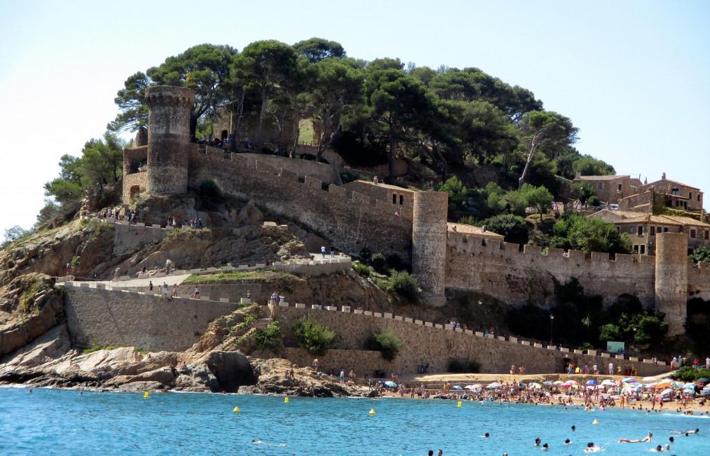 Tossa de Mar. Pueblos de Girona
