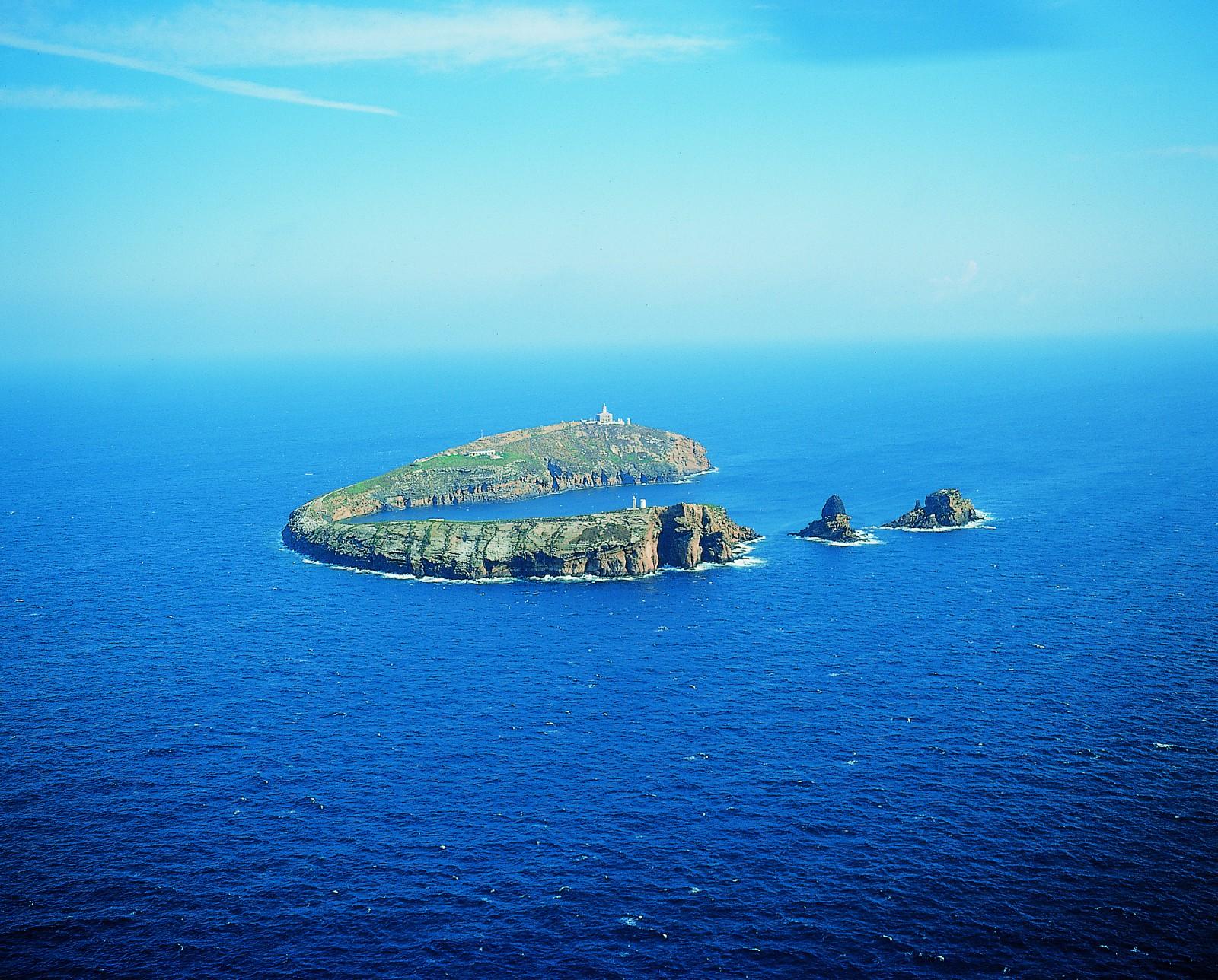 Islas Columbretes. Viajar a Castellón