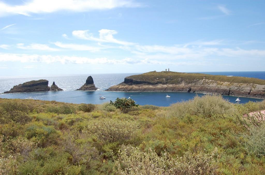 Islas Columbretes en Castellón. Viajar a Castellón
