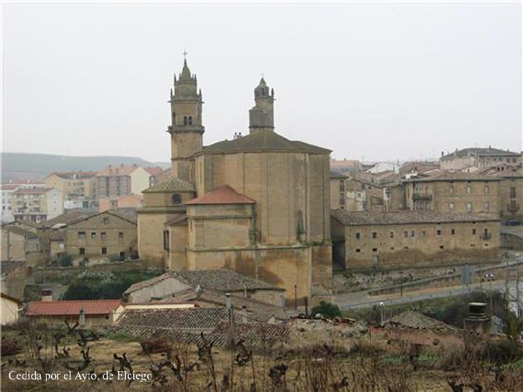 Elciego. Visitar País Vasco