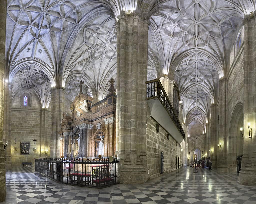 Catedral de Almería. Fotos vía oficina de Turismo de Almería
