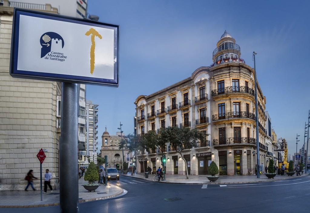 Puerta de Purchena de Almería. Fotos vía oficina de Turismo de Almería