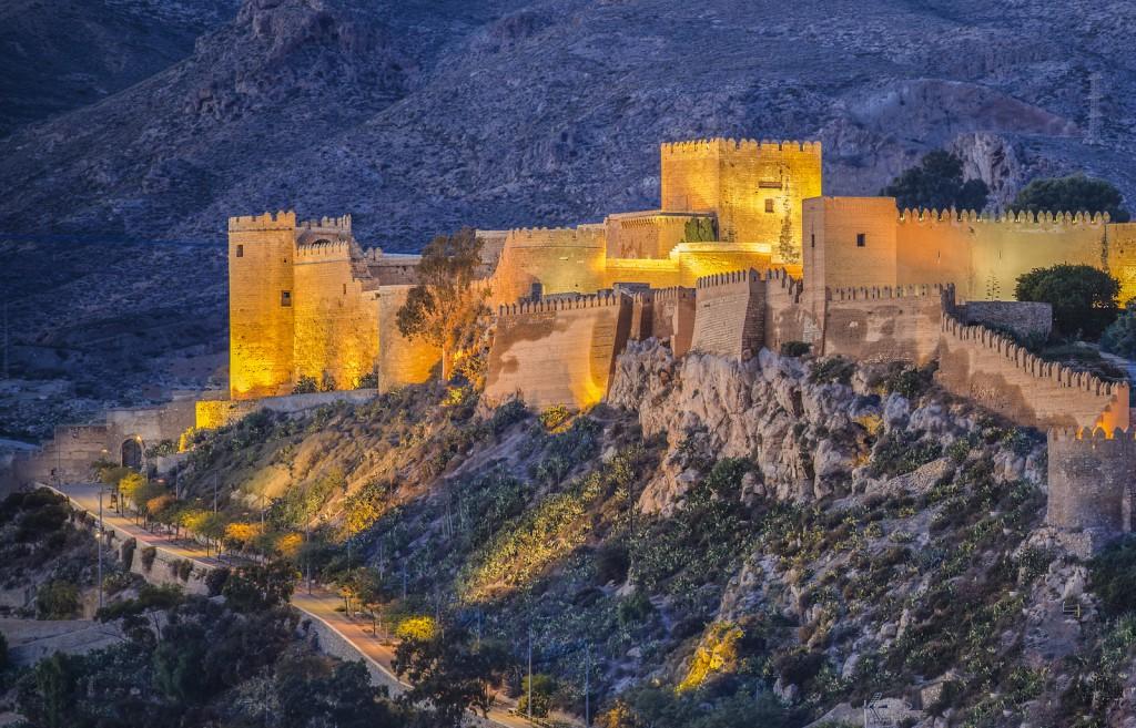 Alcazaba de Almería. Turismo Almería