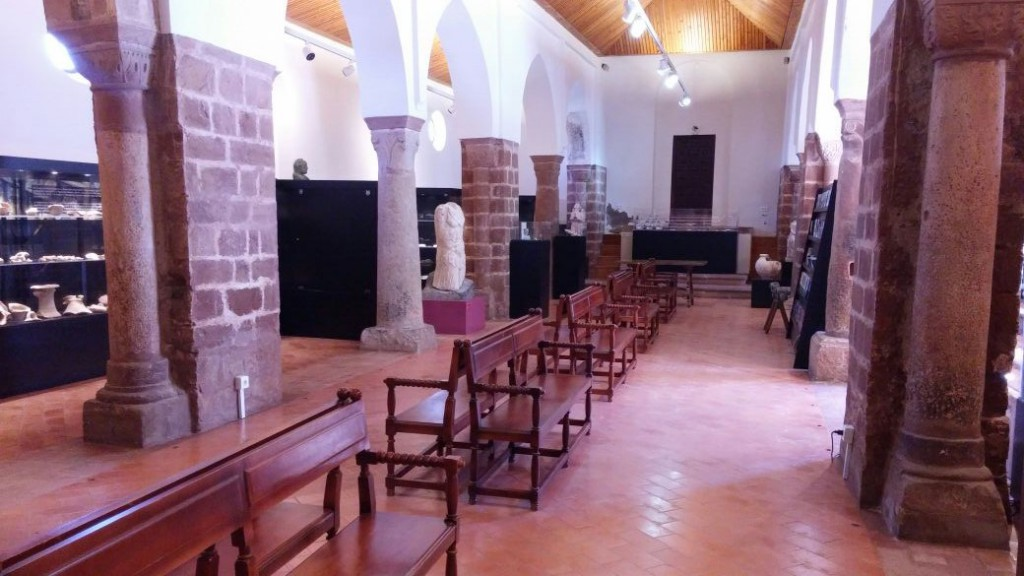 Museo Arqueológico Municipal. Foto vía Oficina de Turismo de Montoro