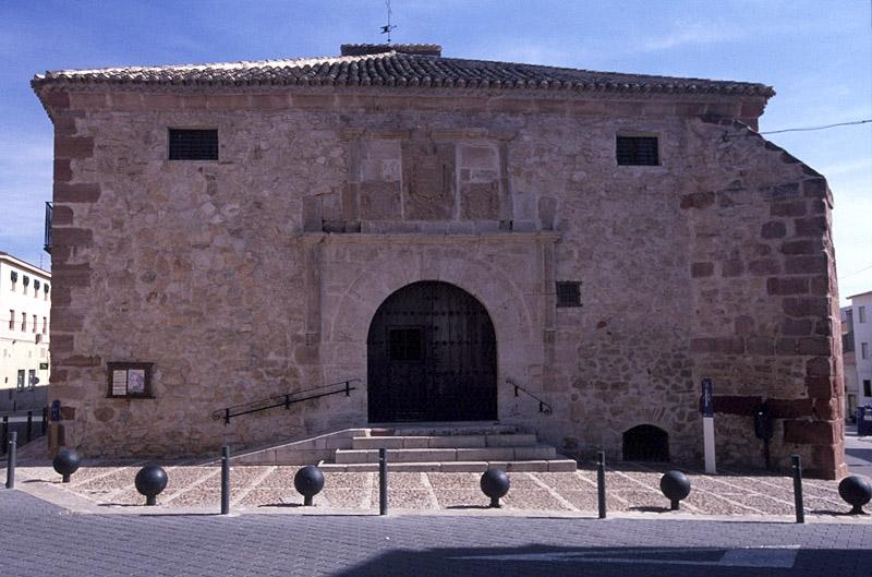 El Pósito Real. Campo de Criptana