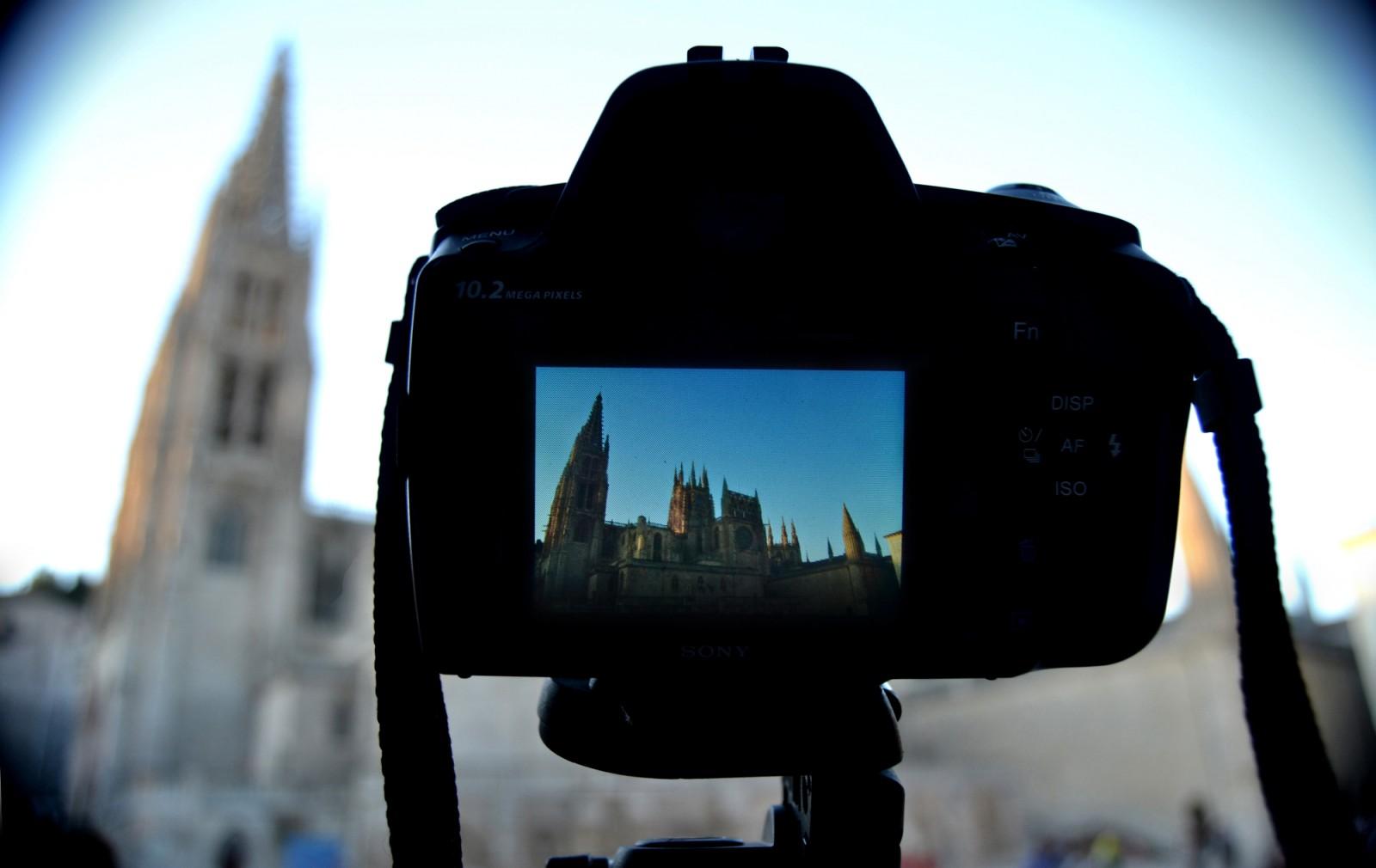 Fotografía monumental de Burgos