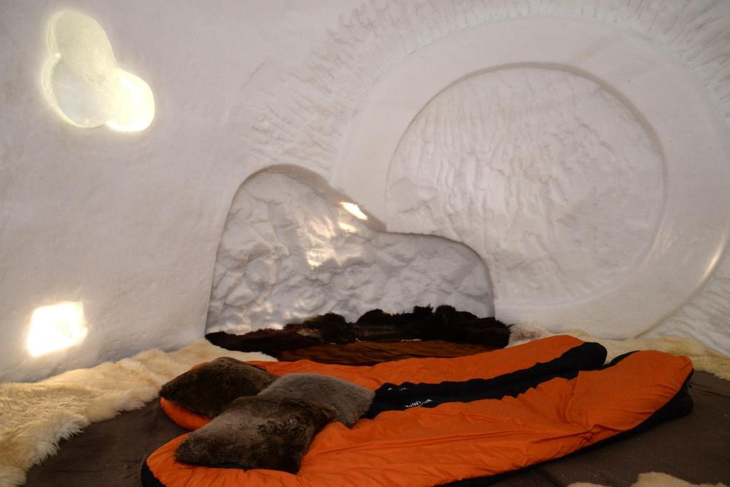 Iglú Habitación en Grandvalira