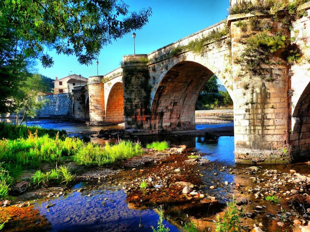 Puente de Covarrubias