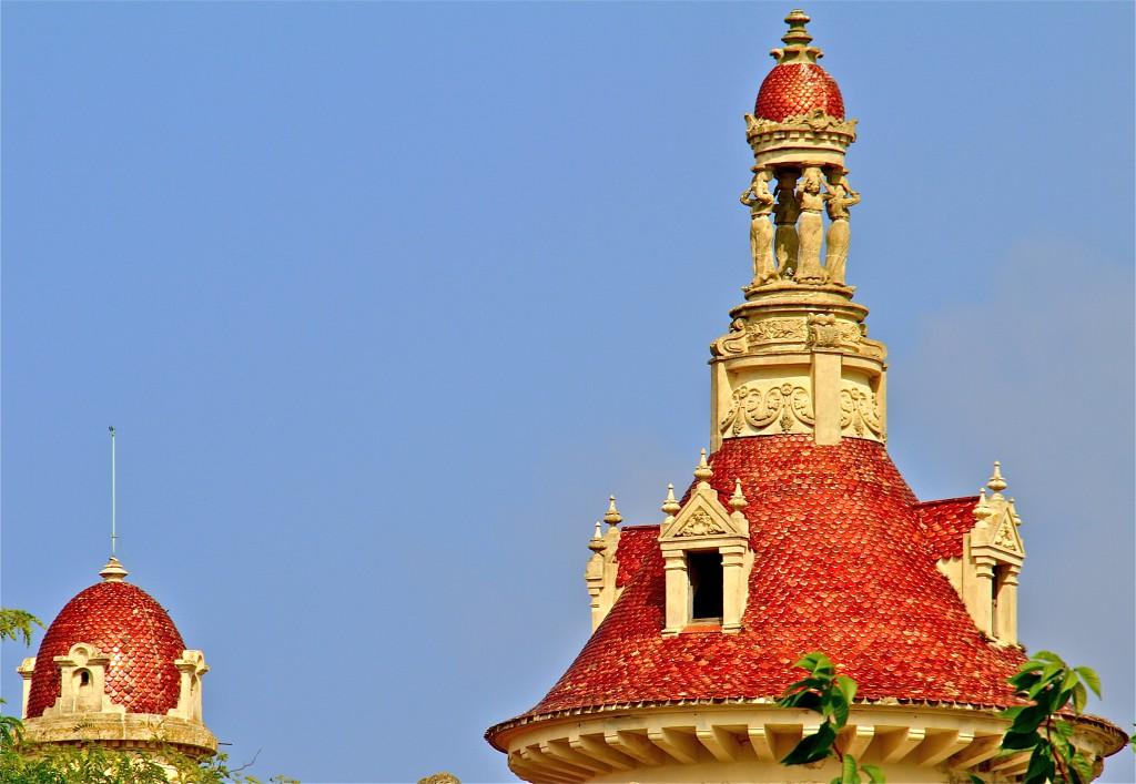 La Torre de los hermanos Moreno. Fuente oficina de Turismo de Ribadeo