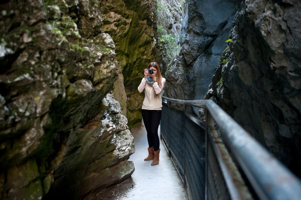 Parque Natural del Desfiladero de la Yecla