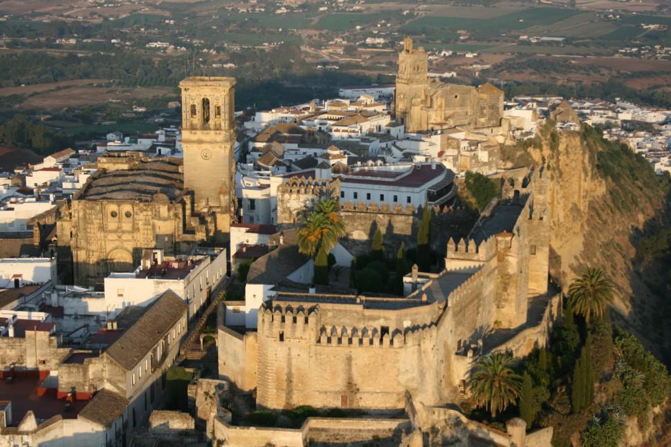 Acos de la Frontera. Pueblos de Andalucía