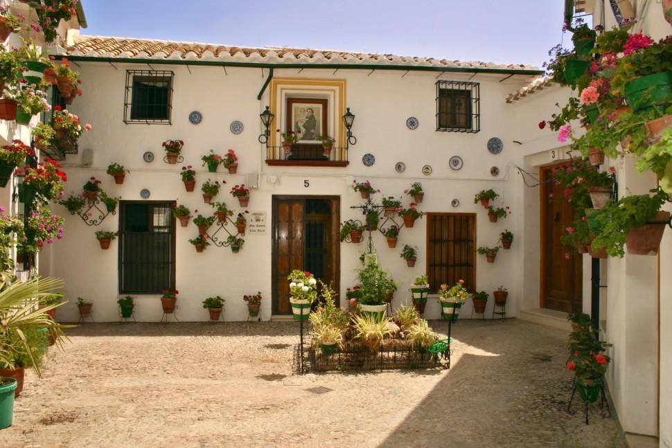 Barrio de la Villa. Priego de Córdoba. Pueblos de Andalucía
