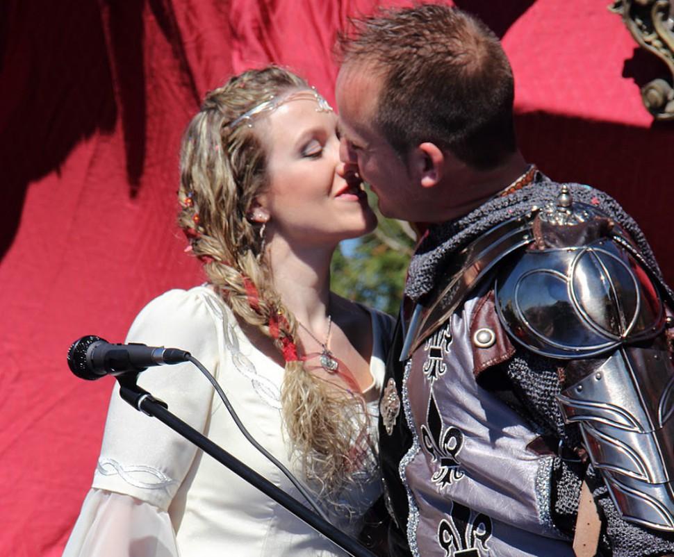 Bodas Medievales. Fiestas del Medievo. Villena