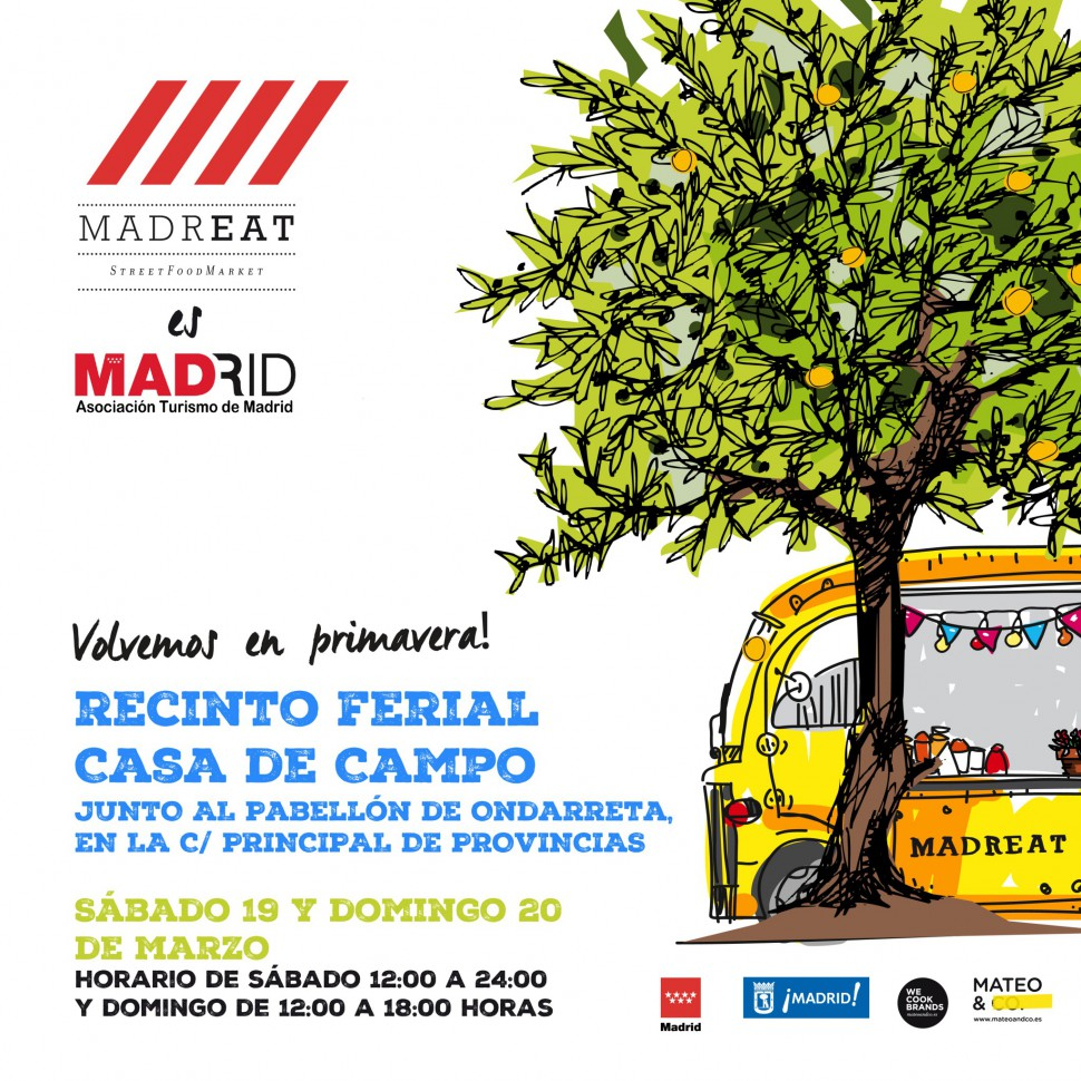 CARTEL MADREAT XIII EDICION