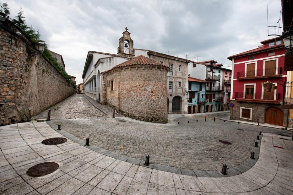 Casco antiguo Laredo - Pueblos bonitos de Cantabria