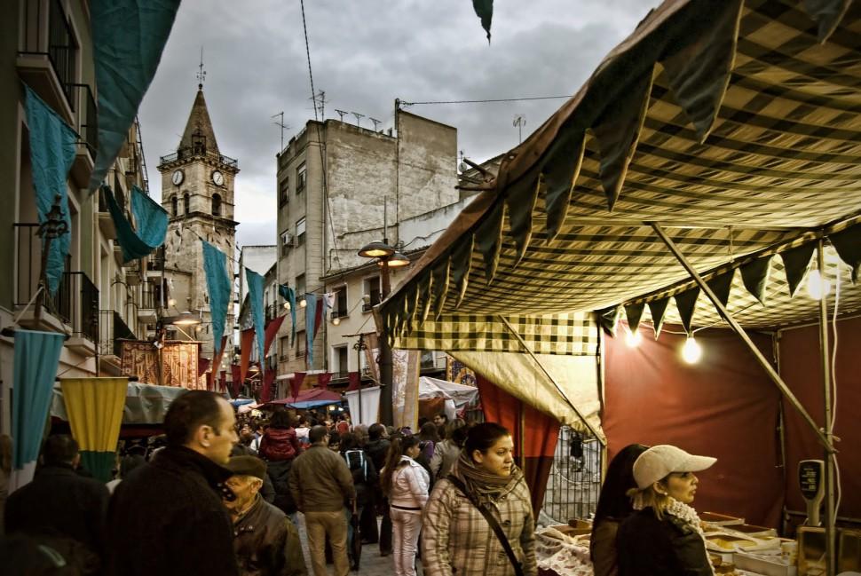 Fiestas del Medievo. Villena