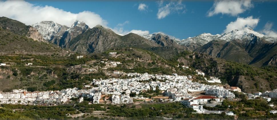 Frigiliana. Pueblos de Andalucía