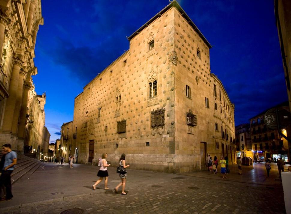 La Casa de las Conchas Salamanca