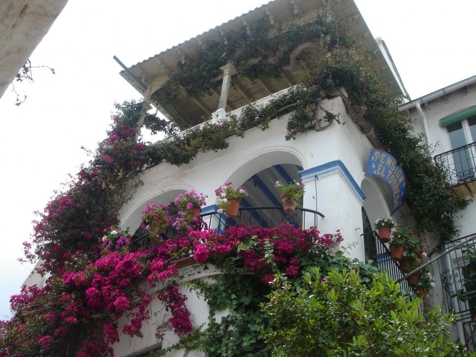 Mojácar. Pueblos de Andalucía