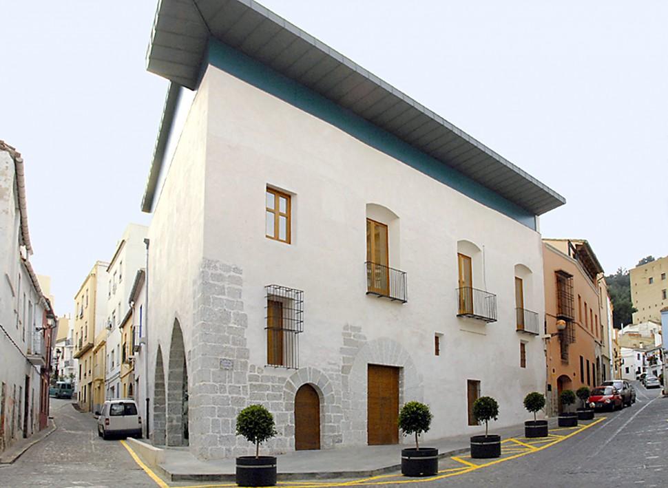 Museo Histórico en Sagunto. Fuente Ayuntamiento de Sagunto. Turismo Sagunto