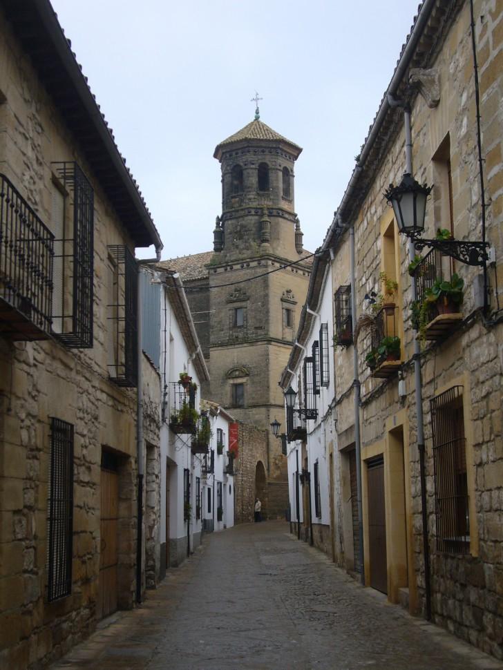 Baeza. Pueblos de Andalucía