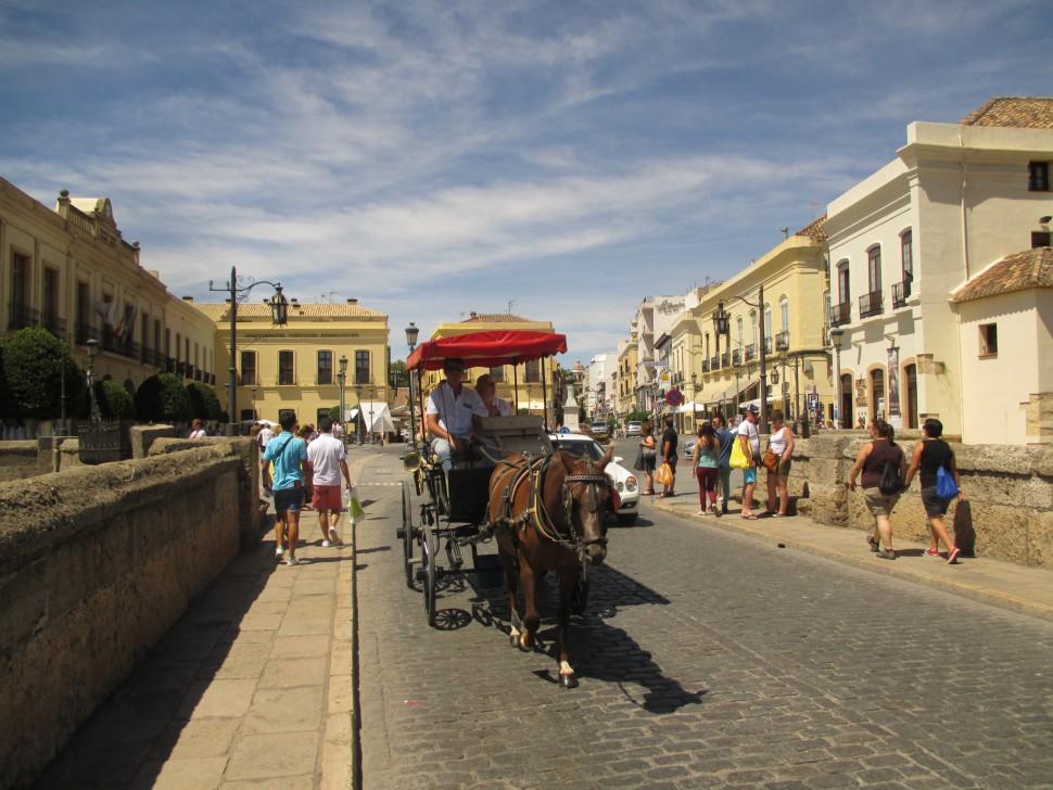 Ronda en Málaga, un paseo por la historia